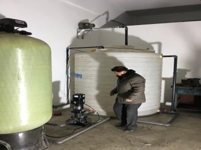 曝气法除铁锰设备