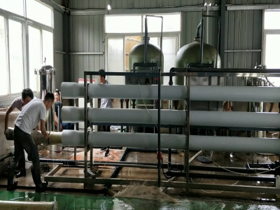 蚌埠三星生物反渗透净水设备