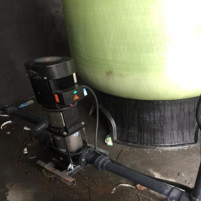 纯净水设备给水压力过高或过低、出现异味是什么原因导致的?