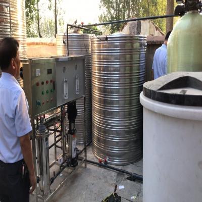 宿州外国语学校反渗透净水设备